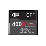 TEAM Compact Flash 32GB [400x]